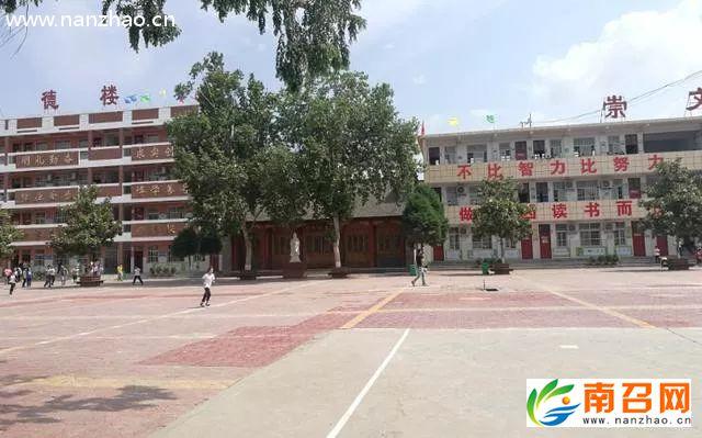 """河南南召一所名不见经传的小学校藏着一座楚王行宫"""""""